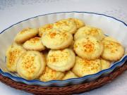 Ringe aus Liptauer Käse