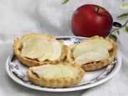 Apfel - Nuss Körbchen