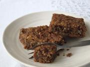 Schoko-Nuss-Brownies mit Kichererbsen