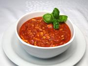Tofu Sauce für Spaghetti