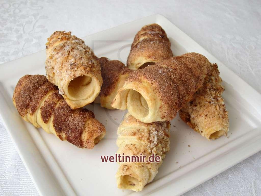 Baumstriezelchen • Rezept | weltinmir.de