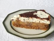 Ungebackene Äpfel-Mascarpone Torte