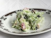 Salat mit Ingwer