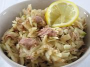 Apfel-Thunfisch Salat