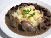 Entenbraten in Zwiebelsoße