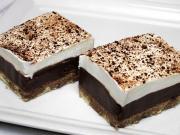 Engelkuchen mit Schokoladenlikör