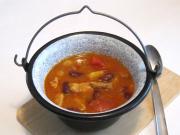 Bohnen-Gulasch