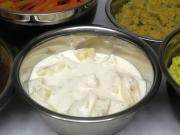 Ananas-Sauce mit Joghurt