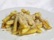 Kartoffelnudeln mit Nüssen
