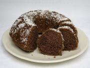 Buchweizennapfkuchen mit Kokos