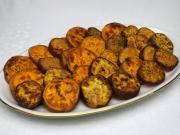 Gebackene Süßkartoffeln