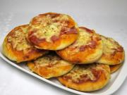 Mini Schinken-Pizza