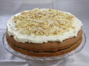 Apfel-Nuss Torte