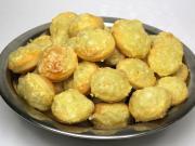 Salzige Quark-Pfannkuchen