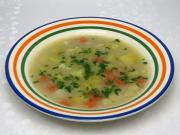 Graupensuppe mit Gemüse