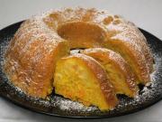 Karottennapfkuchen mit Ananas