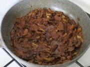 Rindfleisch gedämpft zu beliebtem Zugemüse