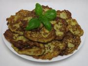 Kartoffelpuffer mit Blumenkohl und Brokkoli