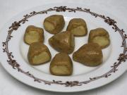 Marzipan-Dreiecke-Biberle