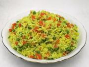 Basmati Reis mit Gemüse