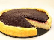 Cheesecake aus Ricotta