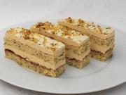 Karamell-Mohn-Dessert