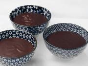 Hausgemachter Schokoladenpudding